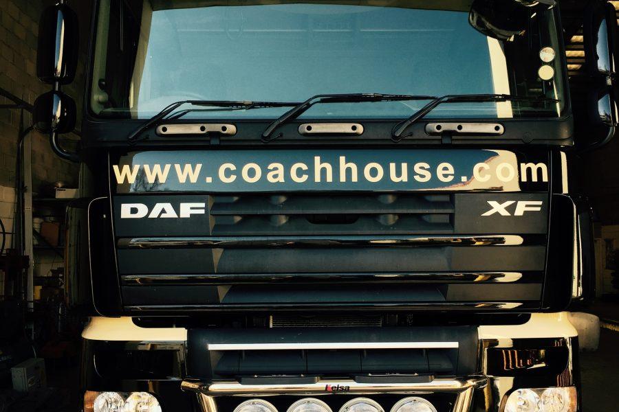 coach house cab
